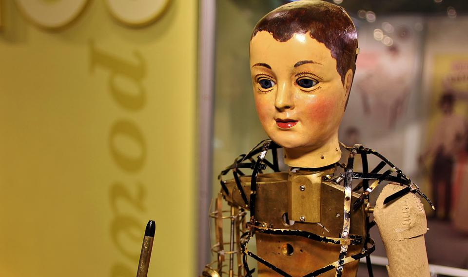 The Automaton at The Franklin Institute