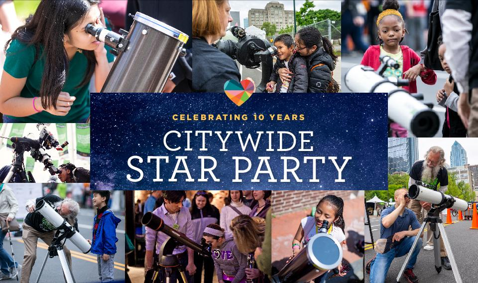 Canceled: South Philadelphia Community Health and Literacy Center Star Party