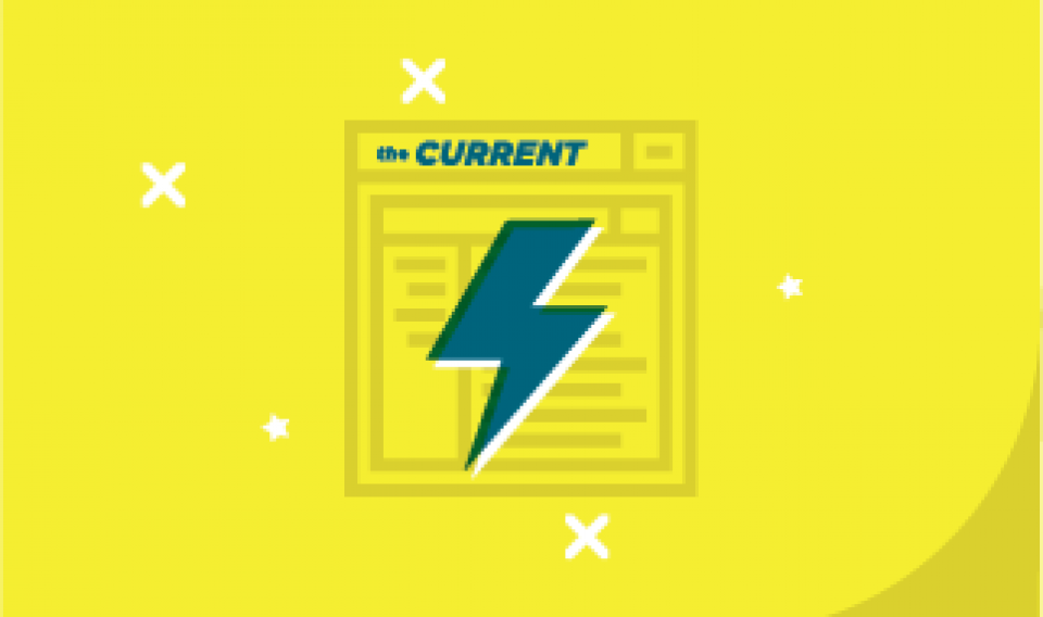 The Current blog icon