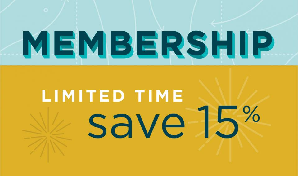 Membership Sale - Limited Time 15% Off