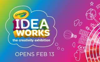 Crayola IDEAworks: The Creativity Exhibition