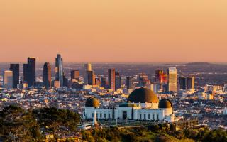 Griffith Observatory - Los Angelas