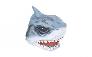 Photo of shark hand puppet