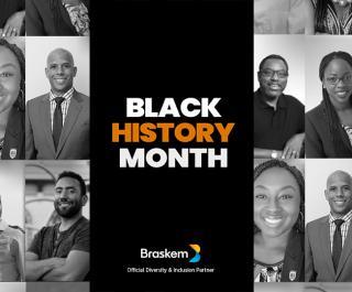 Black History Month 2021 Banner