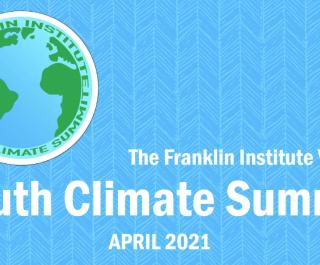 2021 Youth Climate Summit logo